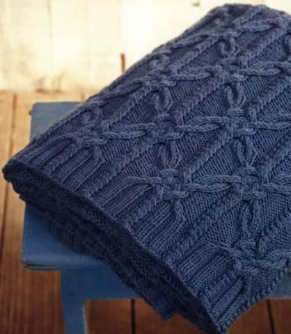 вязание спицами чехлы на табуретки